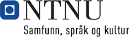 NTNU – Samfunn, språk og kultur